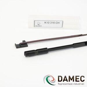 Mandrino K10 316CH L12 D 8,03/8,20